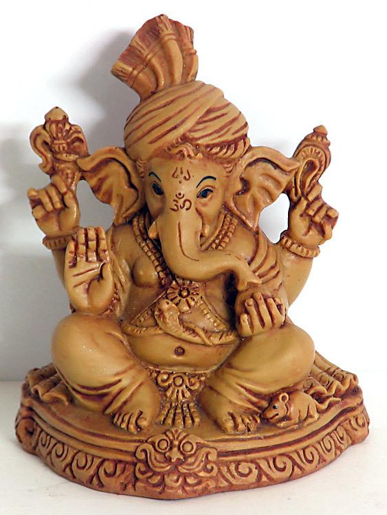 Lord Ganesha at Entrance ?